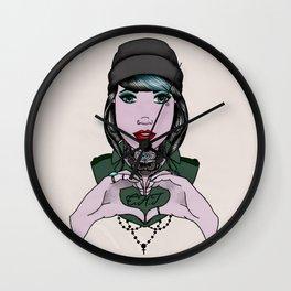 C.H.T Wall Clock