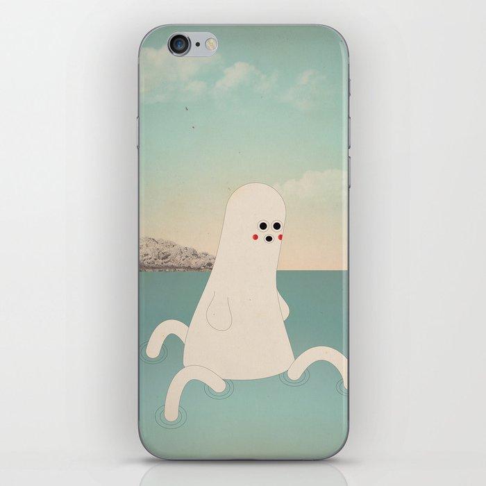 s - k a p p a iPhone Skin