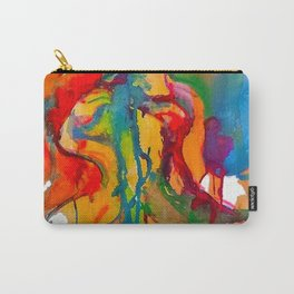 Flamingo Tango Carry-All Pouch