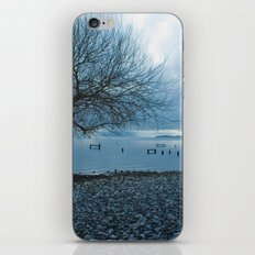 Tunkelen iPhone & iPod Skin