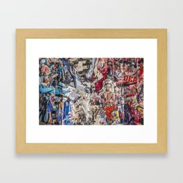 La Marseillaise Framed Art Print