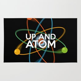 UP AND ATOM Rug