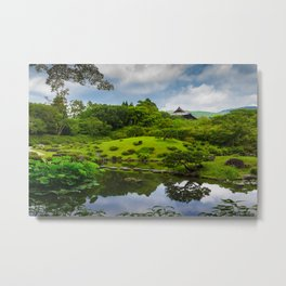 Garden of Heaven Metal Print