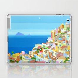 VIDIGAL FAVELA IN RIO Laptop & iPad Skin