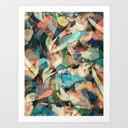 Give me all your candies Art Print