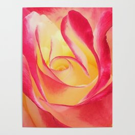 Summer Rose Untouched Poster