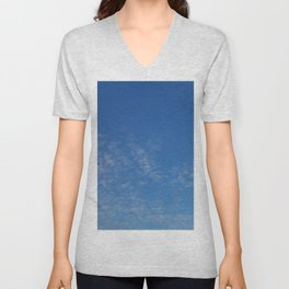 Heads in the Clouds Unisex V-Neck