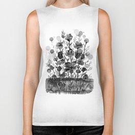 Floral Charm No.1M by Kathy Morton Stanion Biker Tank