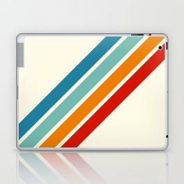 Alator - Classic 70s Retro Summer Stripes Laptop & iPad Skin