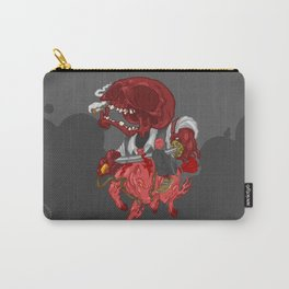The Four Horsemen of the Apocalypse (Red) Carry-All Pouch