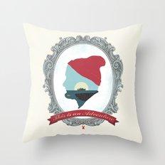 This Is An Adventure - Zissou Throw Pillow