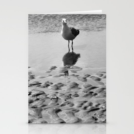 On the Waterline Stationery Cards