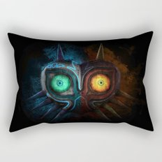 Majora Mask  Rectangular Pillow