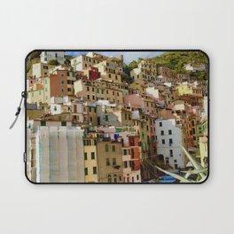 Riomaggiore, Cinque Terre, Italy Laptop Sleeve