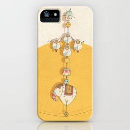 circus 001 iPhone Case