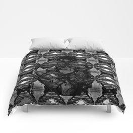 Margin Sculpture Comforters