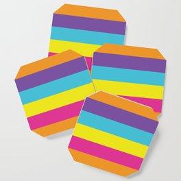 Gender Non-Binary Pride Coaster
