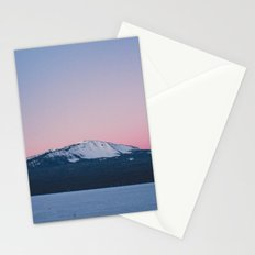 Winter Sunrise  Stationery Cards