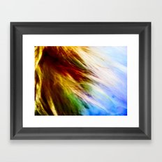 Toodles Goldenhair Framed Art Print