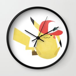 The One and Only Wall Clock