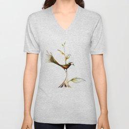 Treebird Unisex V-Neck