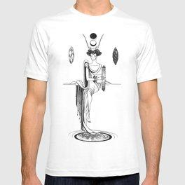 Major Arcana II The High Priestess T-shirt