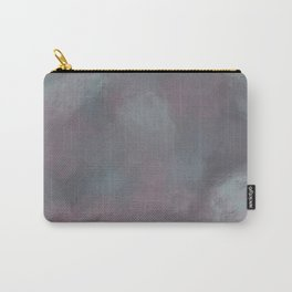 Grunge rose green grey Carry-All Pouch