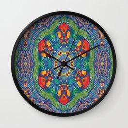 Birds of Astral Dependancy Wall Clock