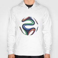 world cup Hoodies featuring World Cup 2014 by LCPCS