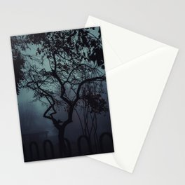 Mistical Tree Stationery Cards