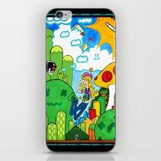 Shroom Kingdom iPhone & iPod Skin