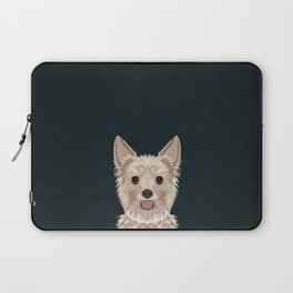 Tanner - Yorkshire Terrier gifts and gifts for dog person and dog people gift ideas Laptop Sleeve