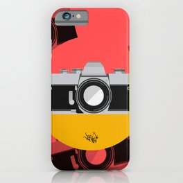 OHH SNAP! iPhone Case