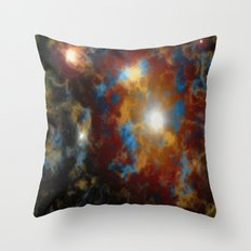 Nebula III Throw Pillow