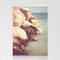 rocky Stationery Cards featuring Rocky by Patrik Lovrin Photography