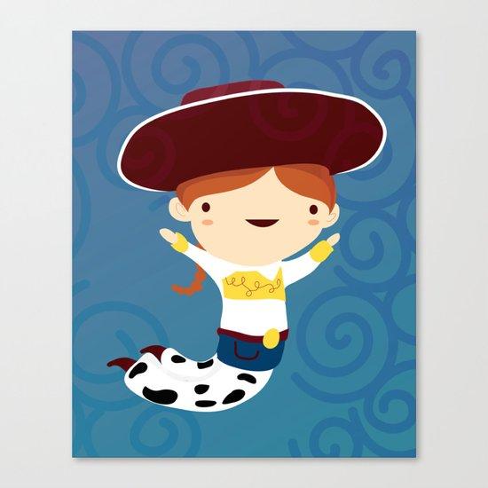 Jessie Canvas Print