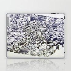 Cubed Butterflies Laptop & iPad Skin