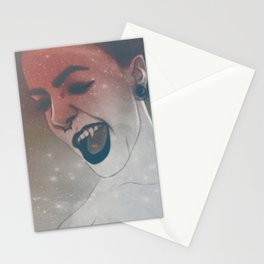 Vamp Stationery Cards