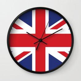England flag Wall Clock