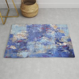 Cloudy Reflections Rug