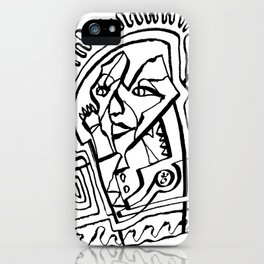 Controlling the Waves iPhone Case