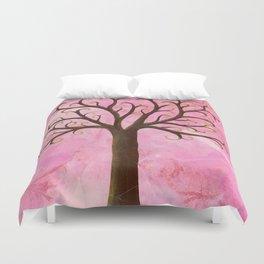 Victorian Tree Duvet Cover