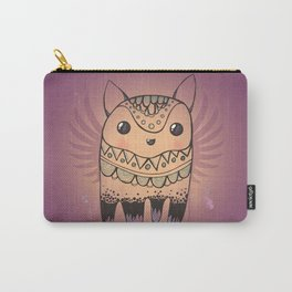 Jelly Fox Carry-All Pouch