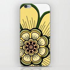Flower 10 iPhone & iPod Skin