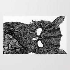 Demon Owl Rug