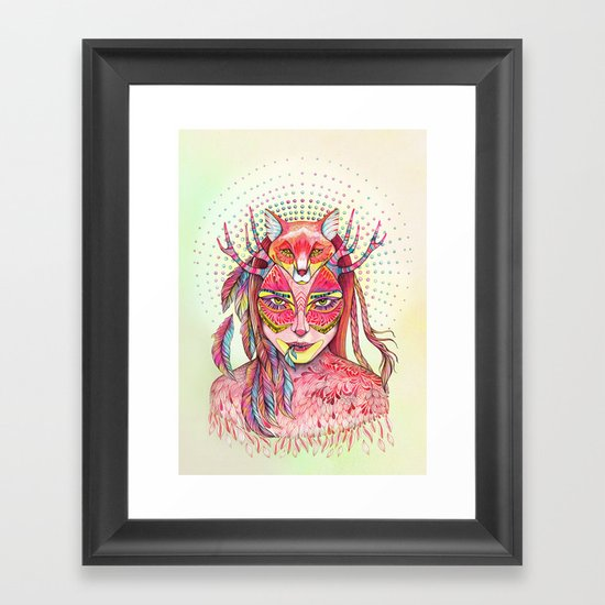 spectrum (alter ego 2.0) Framed Art Print