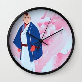 Fusawashii Wall Clock