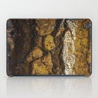in the flesh iPad Cases featuring Flesh  by Liliana Scarlet Sedano