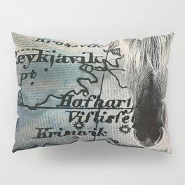 Reykjavík Iceland Pillow Sham