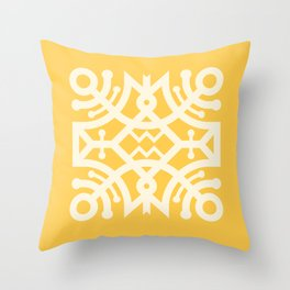 ethnic Throw Pillow